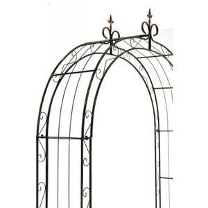 arche pour jardin achat vente pas cher. Black Bedroom Furniture Sets. Home Design Ideas