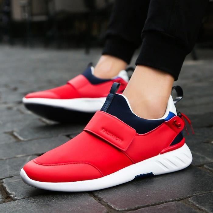 chaussures multisport Homme de sport étudiantrésistance à l'usure bleu taille39