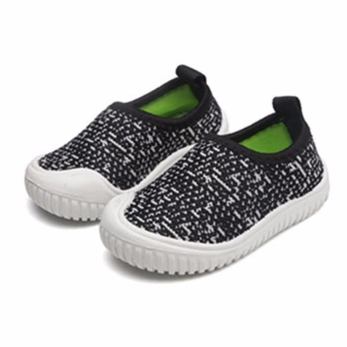 Lavieni ®Enfants Garçons Gilrs Fashion Sneakers en toile Enfant Rayé Souliers SCH71213832 dUBesuzBeq