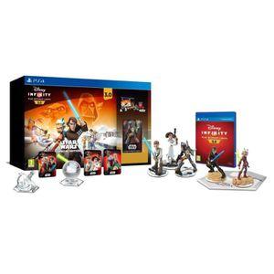 JEU PS4 Pack de démarrage Disney Infinity 3.0 Star Wars Éd