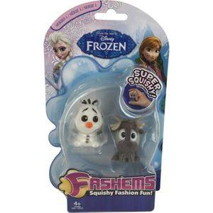 Fash'ems - pack de 2 figurines La Reine des Neiges - saison 1