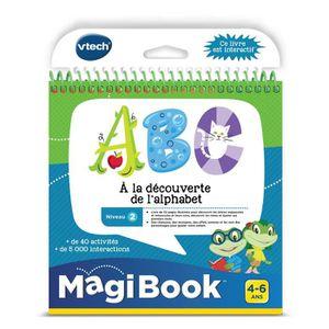 VTECH Magibook Abc La Découverte De L`Alphabet