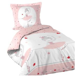 housse de couette 140x200 fille achat vente pas cher. Black Bedroom Furniture Sets. Home Design Ideas