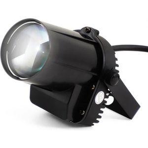 BOULE A FACETTES Mini projecteur - jeu de lumière ou décoration - à