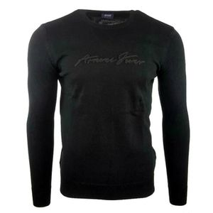 PULL Pull Armani COL ROND Homme Toutes Tailles