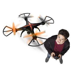 DRONE SILVERLIT- Drone Télécommandé - Spy Racer - 38 cm