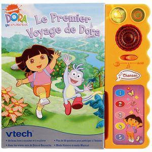 LIVRE INTERACTIF ENFANT VTECH Magi Livre Dora Compact