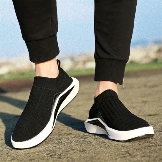 Homme Grande Taille Moccasins Entreprise Sneakers Mode Nouvelle Durable  Classique Sandales Chaussures Antidérapant SS1qRE ... d0f6f262000a