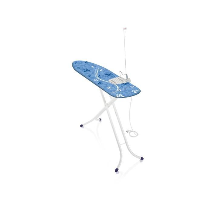 LEIFHEIT Table à repasser Air board M shoulder compact plus - 120 x 38 cm
