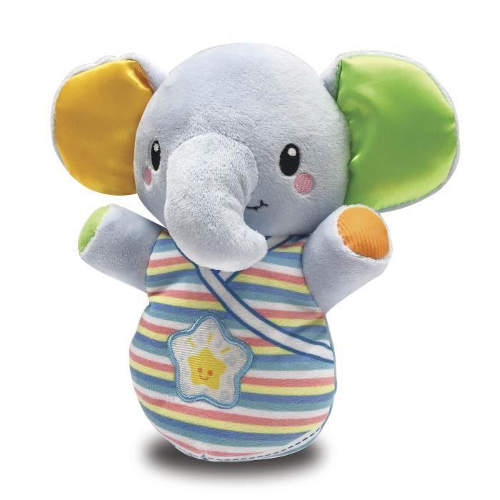 VTECH BABY - Veilleuse Elephanteau dodo bleu