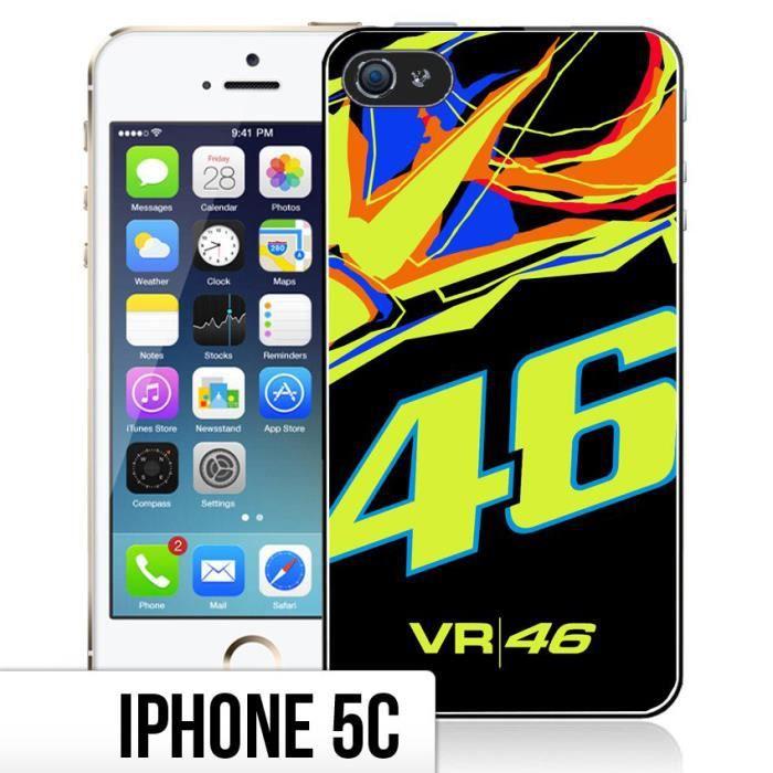 coque iphone 5 vr46