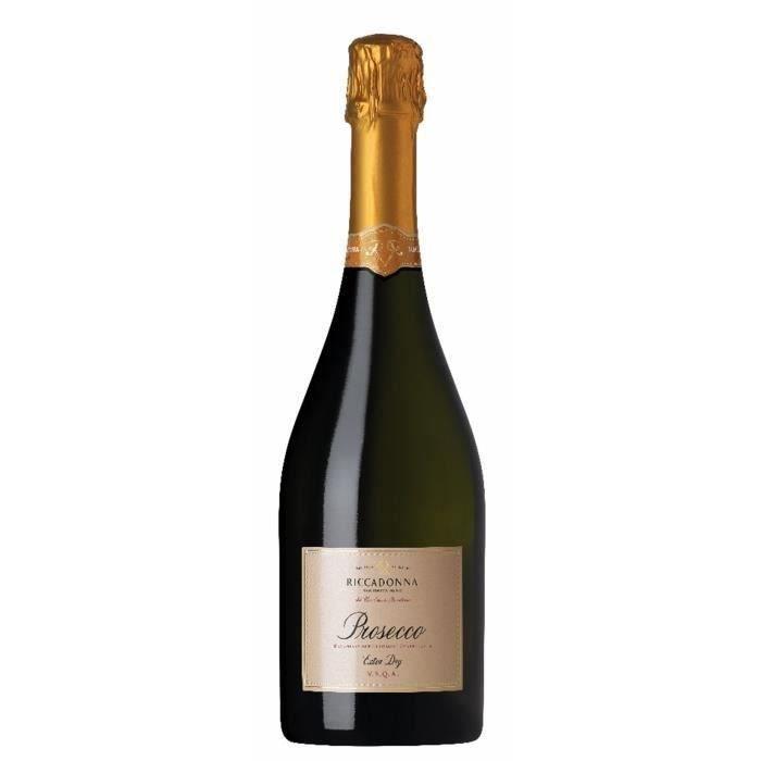 PÉTILLANT & MOUSSEUX Riccadonna Prosecco - Vin effervescent d'Italie