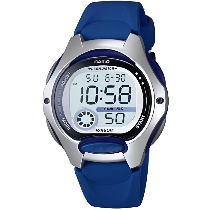 montre casio quartz enfant