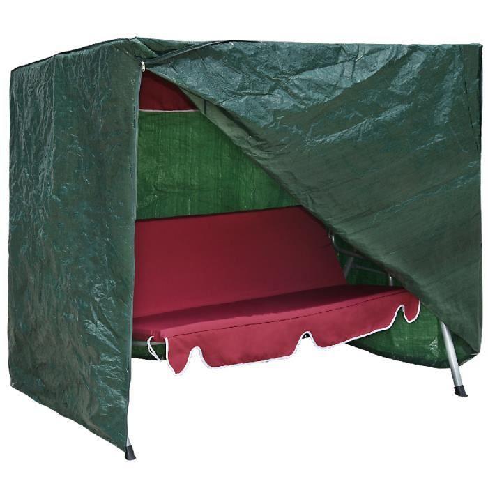 housse pour balancelle achat vente pas cher. Black Bedroom Furniture Sets. Home Design Ideas