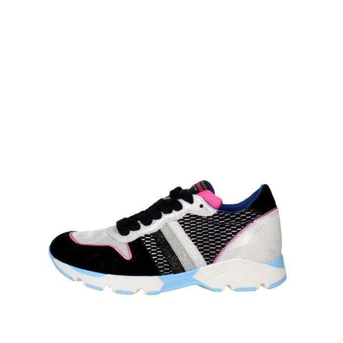 Serafini Sneakers Femme Gris/Noir, 40