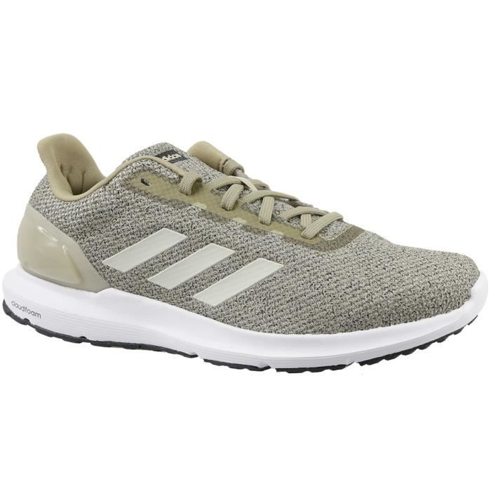 premium selection 447b9 ac175 Adidas Cosmic 2 DB1759 Homme Chaussures de running Beige
