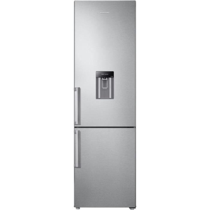 Réfrigérateur congélateur en bas SAMSUNG RB37J5700SA - Achat ...