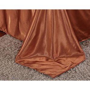 linge de lit soie achat vente linge de lit soie pas cher soldes d s le 10 janvier cdiscount. Black Bedroom Furniture Sets. Home Design Ideas