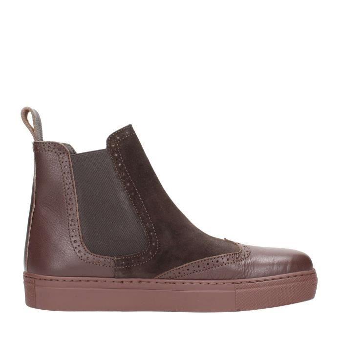 Submarine London Lace Shoes Homme Black/grey Ebony eDKczBdGIU
