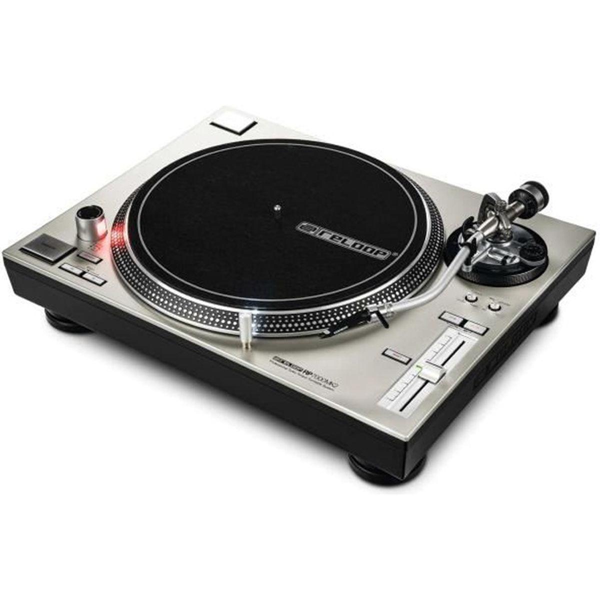 platines vinyle dj reloop - achat / vente pas cher - soldes* dès le
