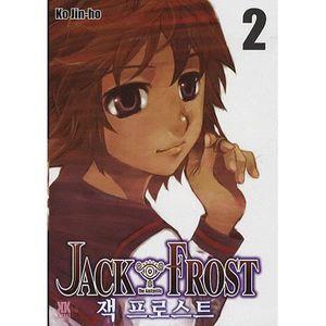 AUTRES LIVRES Jack Frost t.2