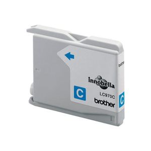 BROTHER Cartouche LC-970 - Cyan