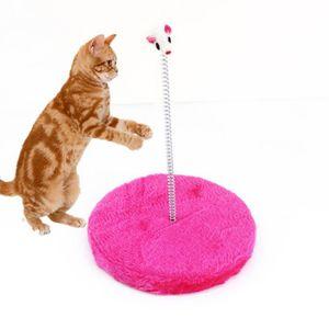 JOUET Chat chaton Kitty Sway jouet Fun jouer Pole ball a