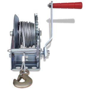 TREUIL - PALAN Outils a main Treuil manuel 544 kg