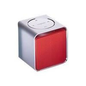 ENCEINTE NOMADE RAPOO BLUETOOTH SPEAKER A300 RED