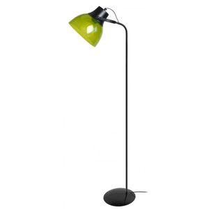 LAMPADAIRE PLEXI; Luminaire, Lampadaire Liseuse ; Tôle et Tub