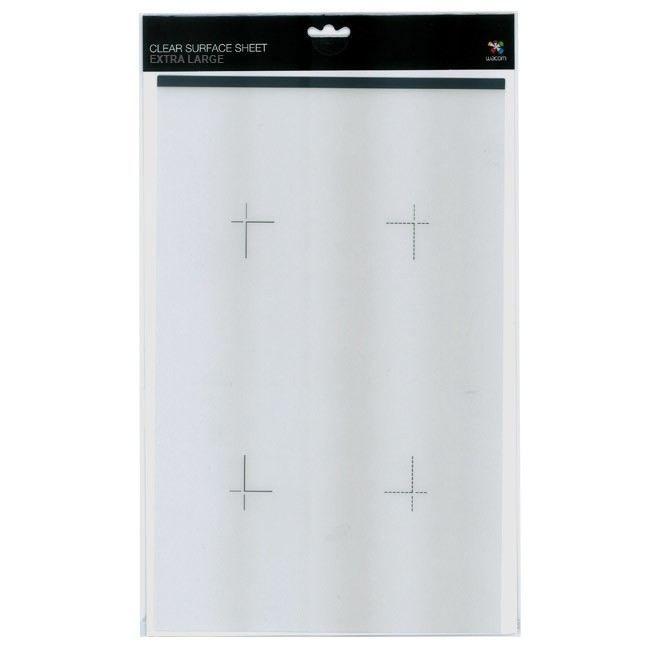 WACOM ACK-10042 Feuille de protection translucide