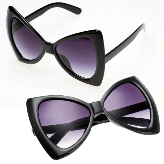 Lunettes de soleil femme européen(couleur:violet)