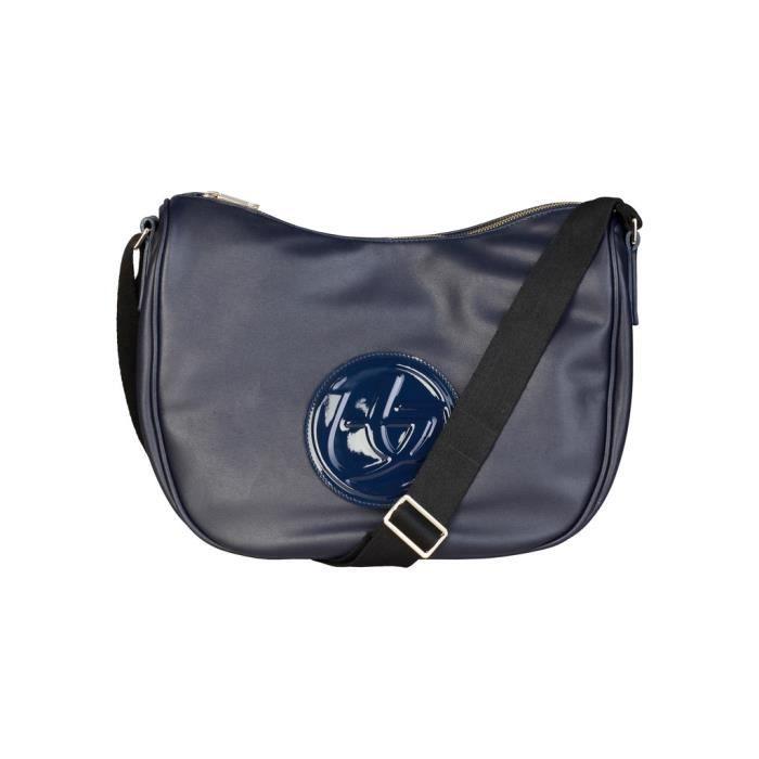 Byblos - Sac porté épaule pour femme (EVITA_675826_239_BLUE-NAVY) - Bleu