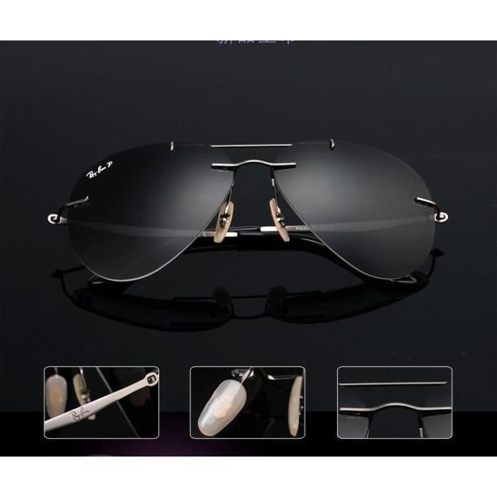 cbc37d60a89cdd Lunettes De Soleil Polaroid Cartier Hommes - Achat   Vente lunettes ...