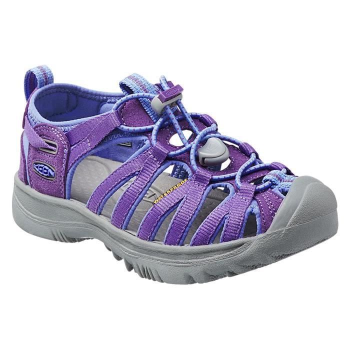 Keen Tongs Whisper Enfant purple heart/periwinkle