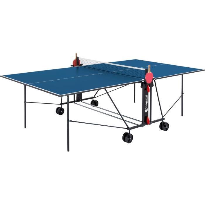 TABLE TENNIS DE TABLE SPONETA Table Tennis de Table - Table Ping Pong Co