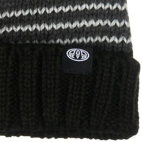 Animal Stan - bonnet avec pompon garçon - tricot - noir - Taille unique -  Achat   Vente bonnet - cagoule 5054569785606 - Cdiscount dc701cab771