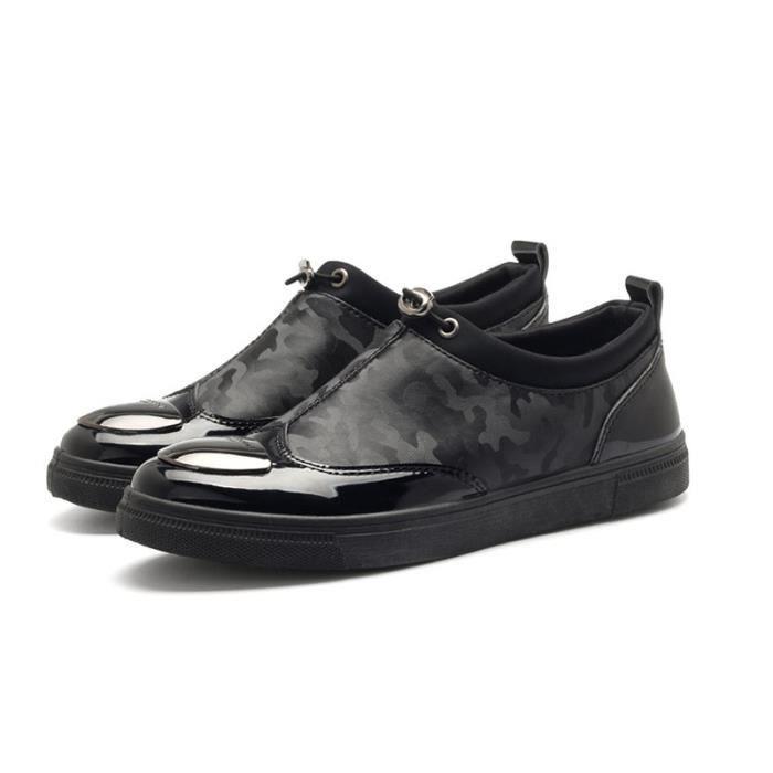 Baskets Homme Chaussures De Sport Masculines Respirante Chaussures 2017 Nouveau-Noir