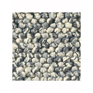 tapis de salon gris poils long - achat / vente tapis de salon gris