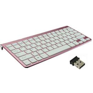 CLAVIER D'ORDINATEUR Clavier Sans Fil Metal pour PC HP OMEN USB QWERTY