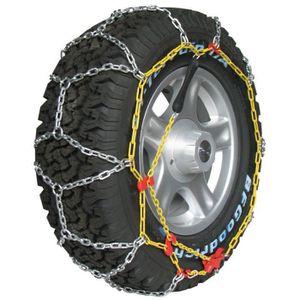 CHAINE NEIGE Chaine neige 4x4 utilitaires 16mm pneu 235-55R17 r