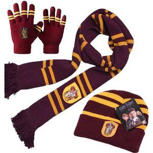 GANT - MITAINE 2018 Harry Potter Écharpe Écharpes Toucher Gants C
