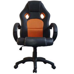 fauteuil de bureau achat vente fauteuil de bureau pas cher black friday le 24 11 cdiscount. Black Bedroom Furniture Sets. Home Design Ideas