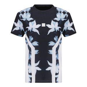 T-SHIRT T-shirt homme Unkut manches courtes Bunch blanc ...