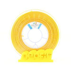 FIL POUR IMPRIMANTE 3D Neofil3D Cartouche de filament PLA - 1,75mm - Jaun