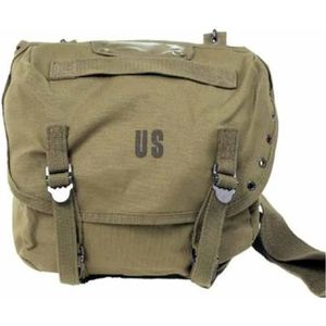0a84338472 BESACE - SAC REPORTER Sac Messenger Besace Musette à Bandoulière US Army