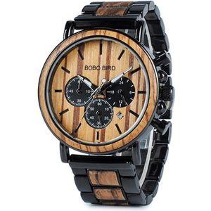 MONTRE SHARPHY Bois Montre Homme marque de Luxe montres e