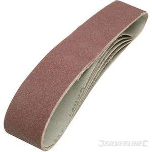 BANDE ABRASIVE 5 bandes abrasives 50 x 686 mm