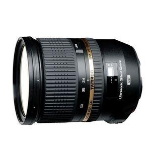 OBJECTIF TAMRON SP 24-70mm F/2.8 DI VC USD NIKON - Pour app