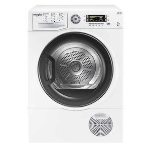 LAVE-LINGE Whirlpool DELY9000, Autonome, Charge avant, Blanc,